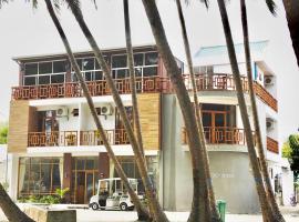 Kanborani, отель в Хураа