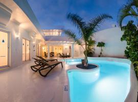 Bahiazul Villas & Club Fuerteventura, hotel en Corralejo