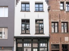 Boutique Holiday Home ZaligInAntwerpen 77, pet-friendly hotel in Antwerp