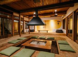 Irori Guest House Tenmaku, hotel near Hakone Kowakien Yunessun, Hakone