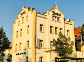 Hotel am Bayrischen Platz, Hotel in Leipzig