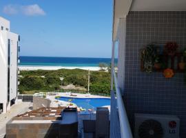 Praia Grande Arraial do Cabo 407 D, hotel near Independence Square, Arraial do Cabo