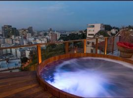 Mansion Aline, Cama e café (B&B) no Rio de Janeiro