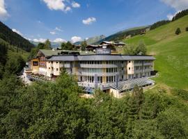 Hotel Residenz Hochalm, hotel in Saalbach Hinterglemm