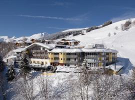 Hotel Residenz Hochalm, hotelli Saalbachissa