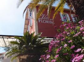 Hotel La Villa Florida, hôtel à Bandol