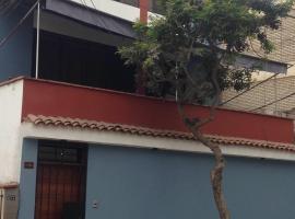 Ebenezer Guesthouse, pet-friendly hotel in Lima