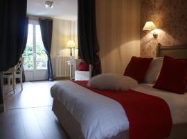 Hotel Agnès Sorel, hôtel à Chinon