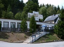 Pension Kapellenstein, Hotel in Geyer