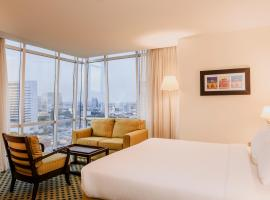 Courtyard by Marriott Guayaquil, hotel in Guayaquil