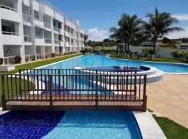 Flat In-Sonia 3 - Condominio Tabatinga Beach Resort - Praia de Camurupim, apartment in Nísia Floresta
