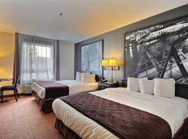 Super 8 by Wyndham Quebec City – hotel w mieście Quebec City