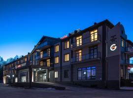 Hotel Grafit, hotel in Kielce