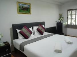 Phoohongsa Resort โรงแรมในนครนายก