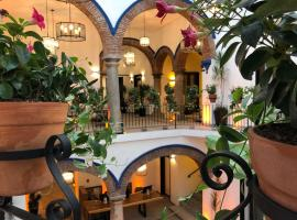 Casa de la Audiencia, hotel en Atlixco