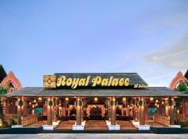 Royal Palace Hotel, hotel din Bagan