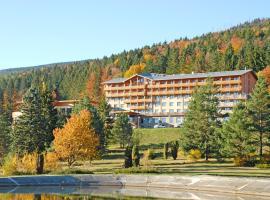 Hotel Partizán, hotel a Jasná síközpont környékén Tálén