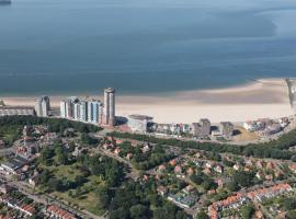 Strandappartementen De Gulden Stroom, hotel in Vlissingen