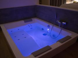 Ker spa, gite avec spa privatif dans la chambre, gîte à Dol-de-Bretagne