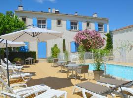 Auberge des Balastres, hotel near Servanes Golf Course, Fontvieille