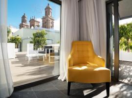 Suites 1478, hotelli Las Palmas de Gran Canariassa