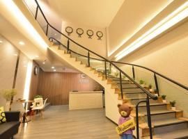 青舍商旅,台南的飯店