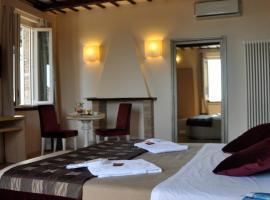 Hotel Alexander, отель в Ассизи