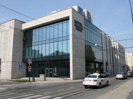 Ambasador Premium – hotel w pobliżu miejsca Stacja kolejowa Łódź Fabryczna w Łodzi
