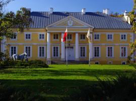 Pałac Racot, pet-friendly hotel in Kościan