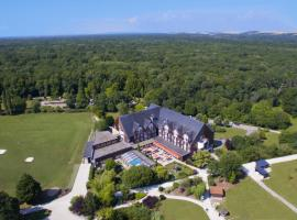 Domaine de la Foret d'Orient – Natur'Hotel Golf & Spa, hotel in Rouilly-Sacey