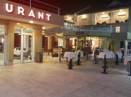 Petriti & Spa, hotel in Ulcinj