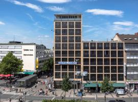 Hotel Conti Am Hauptbahnhof, accessible hotel in Münster