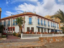 BALNEARIO LA ENCARNACIÓN, hostal o pensión en Los Alcázares