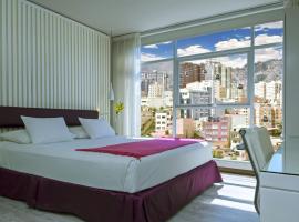 Stannum Boutique Hotel & Spa, hotel en La Paz