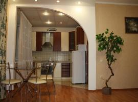 Apartments on Alleya Geroev, apartment in Volgograd