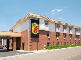 Super 8 by Wyndham Colorado Springs/Afa Area, hotel in Colorado Springs