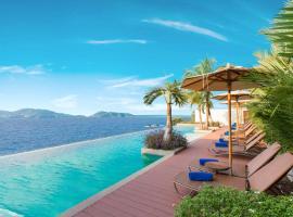 Wyndham Grand Phuket Kalim Bay - SHA Plus, spa hotel in Patong Beach