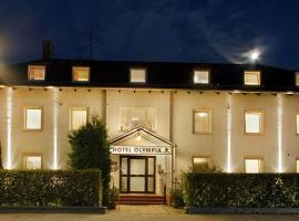 Hotel Olympia, Hotel in München