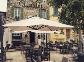 Hôtel Grimaldi, hotel a Cagnes-sur-Mer