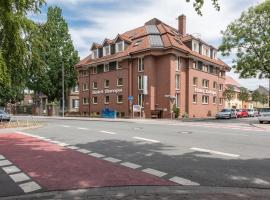 Hotel Europa, hotel near Schloss Münster, Münster