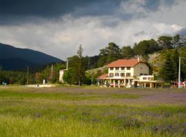 Le Relais de l'Artuby, hôtel à Séranon