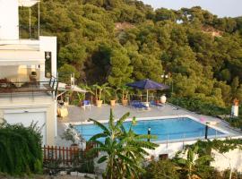 Poros Villa, Nice View, pet-friendly hotel in Poros