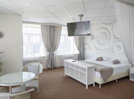 Hotel Gorodskoy, отель в Самаре