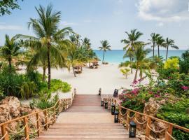 Zuri Zanzibar, resort in Kendwa