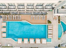 Samian Mare Hotel and Suites, отель в городе Карловаси