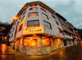 Hatun Samay Hotel, hotel en Machu Picchu