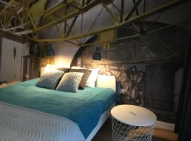 Apartment in the Gantry Hall - W19, hotel near Old Synagogue, Krakow