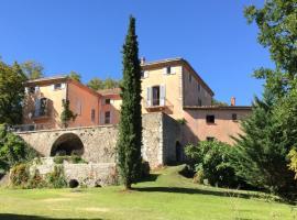 Château de la Cazette, country house in Sisteron
