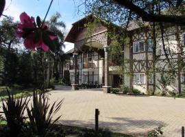 Hotel Jardins da Colina, hotel in Nova Petrópolis