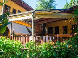 Pousada Mãe Natureza Ilha Grande, hotel in Abraão